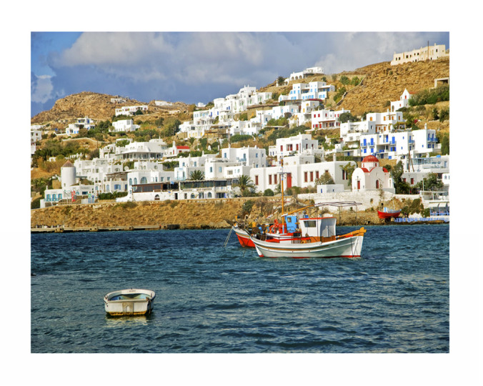 Mykonos-GREECE-