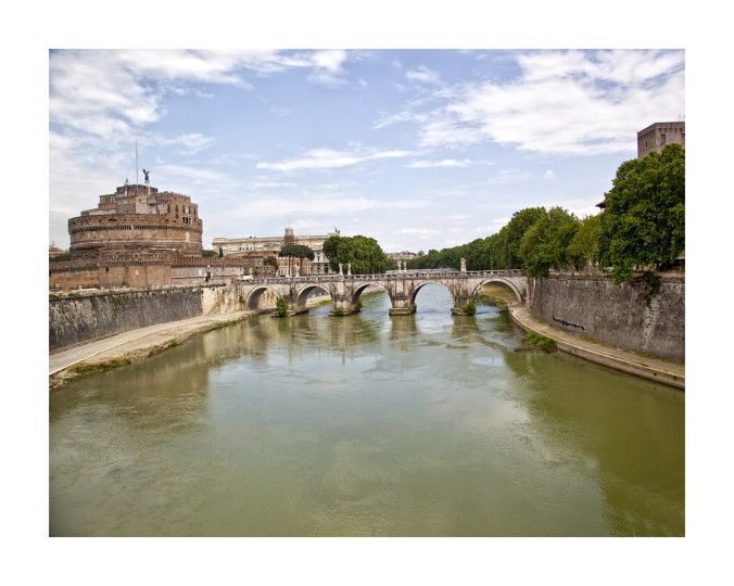 Castel Sant'Angelo ROME  IT16